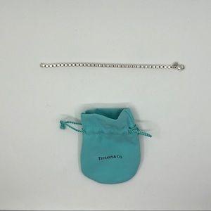 Tiffany & Co. Venetian Link Box Chain Bracelet